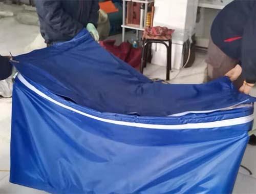 保温防寒罩