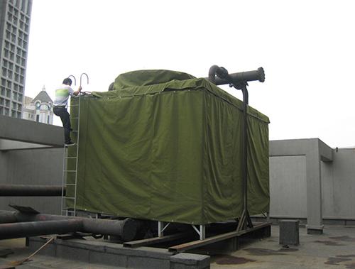 水箱设备罩