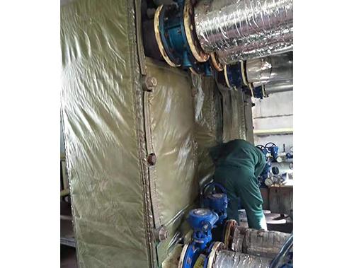 锅炉间设备保温罩
