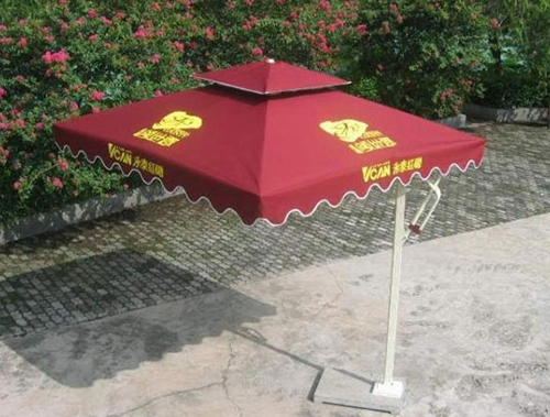 单臂遮阳伞