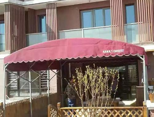 大型遮阳棚