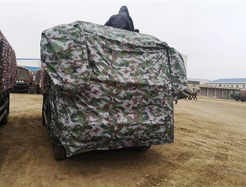 部队车头罩衣